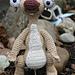 Sid, ice age sloth pattern