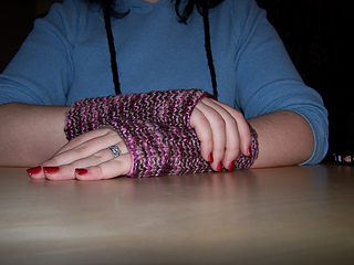 Punky Brewster Wrist Warmers 12.30.06 a