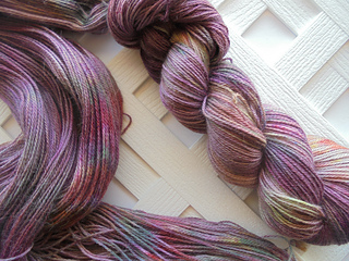 West Fork in Autumn on Dream Sock