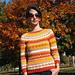 Sophia Loren Riverside Pullover pattern