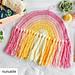 Crochet Rainbow #Todoirábien pattern