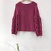 Suéter Pampita pattern