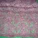 Lace-patterned stole pattern