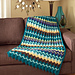 Rise and Fall Throw pattern