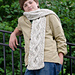 Cable Conscious Scarf pattern