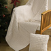 Aran Squared Throw and Pillow pattern