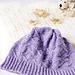Knurly Hat pattern