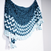 Fosen Shawl pattern
