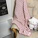 Nenuphar Blanket pattern