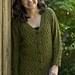 Graceful Cable Cardigan pattern
