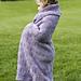 Tumbling Blocks Baby Blanket pattern