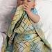 A Tisket A Tasket Baby Blanket pattern