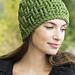 Basketweave Hat pattern