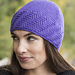 Swirls Hat pattern