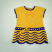 Hearts Knit Together Baby Dress pattern