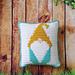 Gnome Pillow pattern