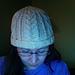 2122-145 Tasseled  Hat pattern