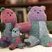 Three Shorty Bears pattern