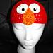 Monster Hat (Elmo) pattern