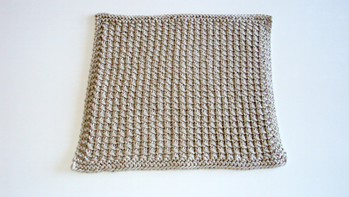 Ravelry: BAMBOO Dishcloth Kitchen Towel pattern by Cecilia ...