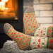 Valmuesokker | Poppy Socks pattern