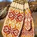 Høstvotter/Autumn mittens pattern