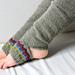 Horizon Yoga Sock pattern