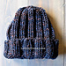 Simple Ribbed Beanie pattern