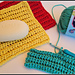Easy Beginner Dishcloth pattern