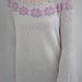 Allanah Yoked Sweater pattern