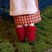 Tiny Slippers pattern