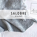 Salobre blanket pattern