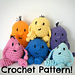 "Toy Monster ""Uglies"" pattern"