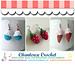 Sweet Nothings Amigurumi Earrings pattern