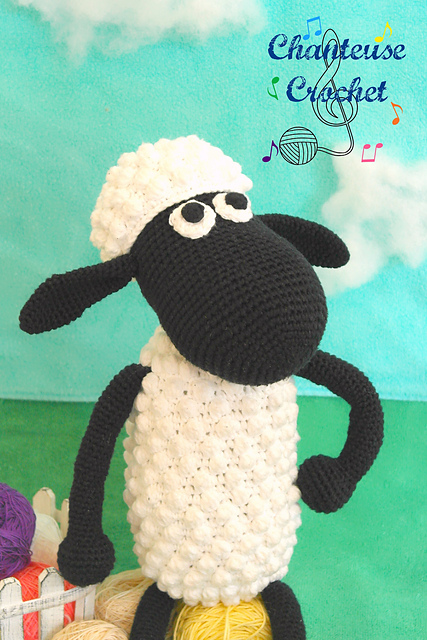 Sheep pattern by Kristi Tullus | Crochet sheep, Amigurumi pattern ... | 640x427