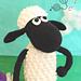 Shaun The Sheep Plushie pattern