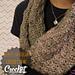 Bursts of Color Crochet Cowl pattern