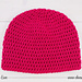 Easy Peasy One Skein Hat pattern