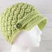 Celtic Dream Newsboy Hat pattern