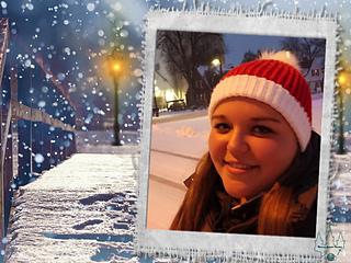 Twinkle Toque  Photo Credit: Jesi Hepburn Model: Jessica Cook