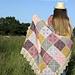 Nature's Walk Blanket pattern