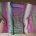 Uneek Boxy Tee pattern