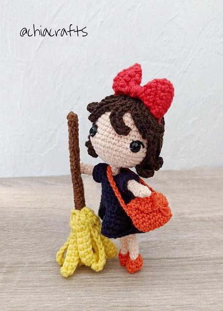 free witch crochet pattern Archives ⋆ Crochet Kingdom (5 free crochet  patterns) | 640x460