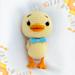 Dipsie the duck pattern
