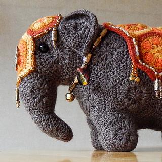 The Sweetest Crochet Elephant Patterns To Try | Crochet elephant ... | 320x320