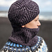 Vegvisir Cowl and Hat pattern