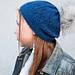 Cascade Peaks Hat pattern