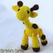 Little Giraffe pattern