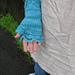 Half Moon Mitts (knit) pattern