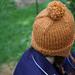 Stress Ball Hat pattern